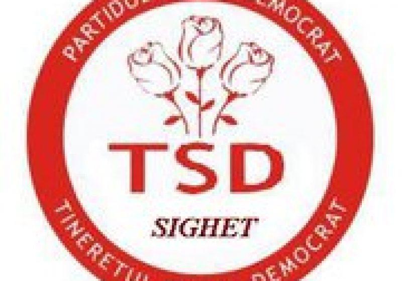 Organizaţia  TSD, filiala Sighet, a făcut o surpriză plăcută copiilor aflaţi in Centrul de Zi,  Avram Iancu