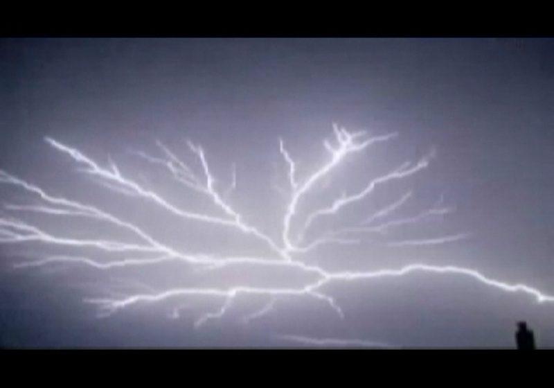 Baia Mare: fenomen oraj