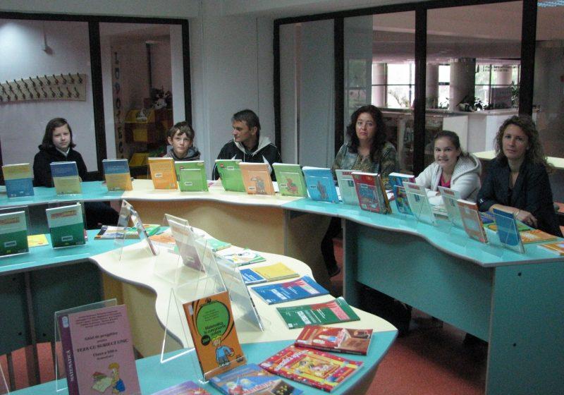 """Baia Mare: Cercuri de matematica la Biblioteca Judeteana """"Petre Dulfu"""""""
