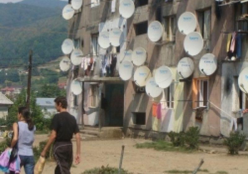 Baia Mare: Constructia gardului controversat de pe strada Horea prinde contur