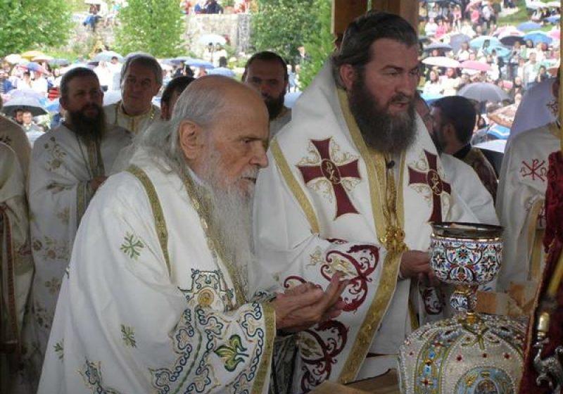 Barsana: IPS Justinian Chira si PS Iustin Sigheteanul au slujit la hramul Manastirii Barsana