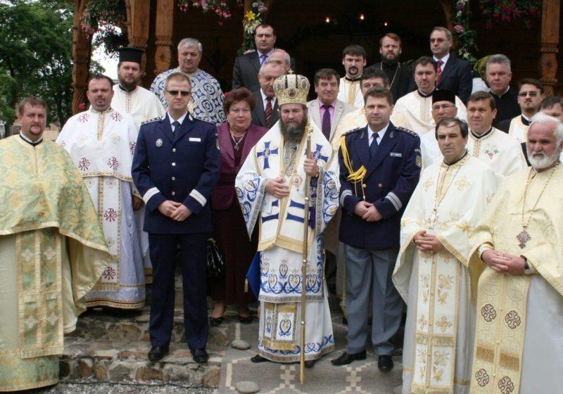 Sighetu Marmaţiei:Astăzi, poliţiştii de frontieră maramureşeni au îmbracat haine de sărbătoare şi au trăit un moment special