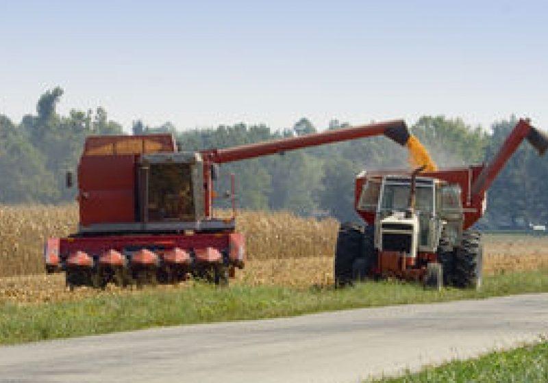 În România, există un tractor la 16 agricultori. În Polonia, raportul este de unu la doi