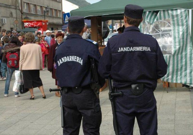 Maramures: Jandarmi in actiune