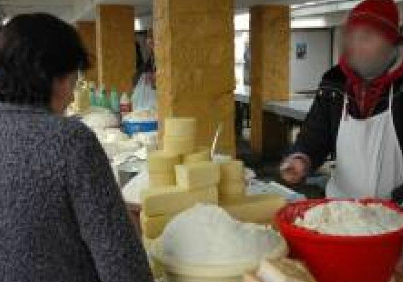 Atenţie la produsele lactate vândute în condiţii improprii!