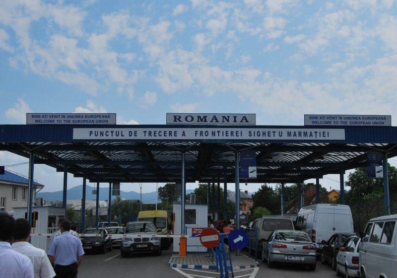 TRAFIC INTRERUPT: În perioada 28 iulie – 29 iulie traficul prin punctul de trecere a frontierei Sighetu Marmației va fi întrerupt