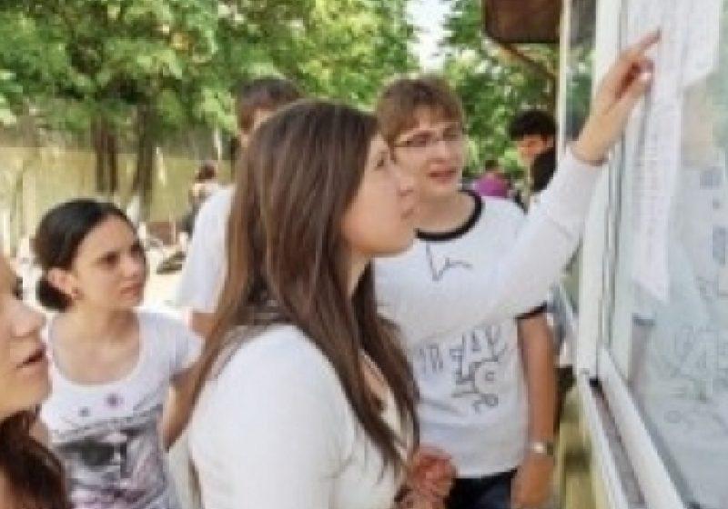 REPARTIZĂRI LICEE 2011: Elevii vor afla marţi la ce liceu au intrat