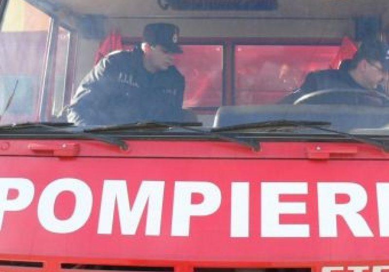 Secţia de Pompieri Vişeu de Sus sprijinită de Consiliul Local