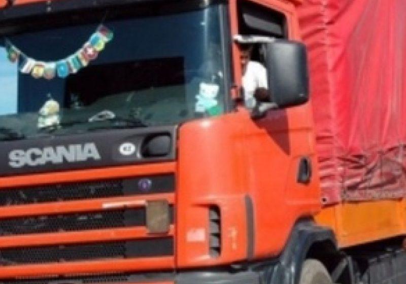 TIR românesc, implicat într-un accident la Sofia