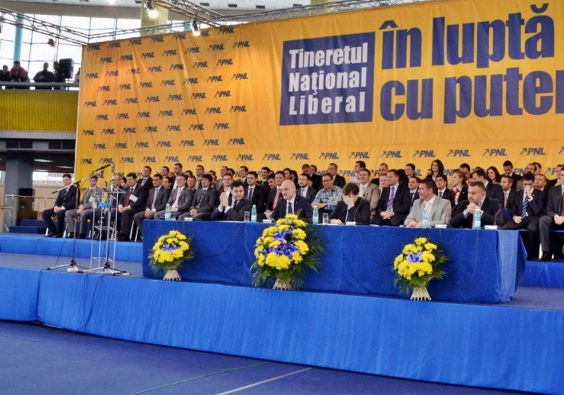 """S-a dat startul Şcolii Politice de Vară """"Ion I.C Brătianu"""""""
