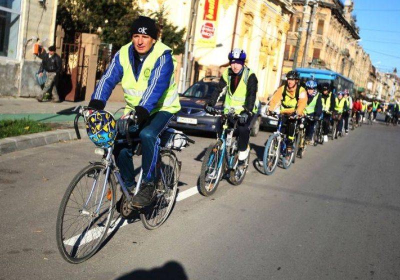Turul Sighetului pe bicicletă- eveniment ajuns la cea de-a doua ediţie