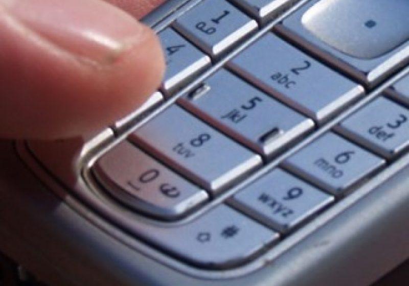 Victima unui mesaj venit pe telefonul mobil