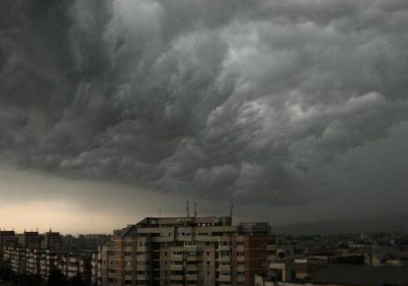 Baia Mare: Sfantul Ilie vine cu ploi si vijelii