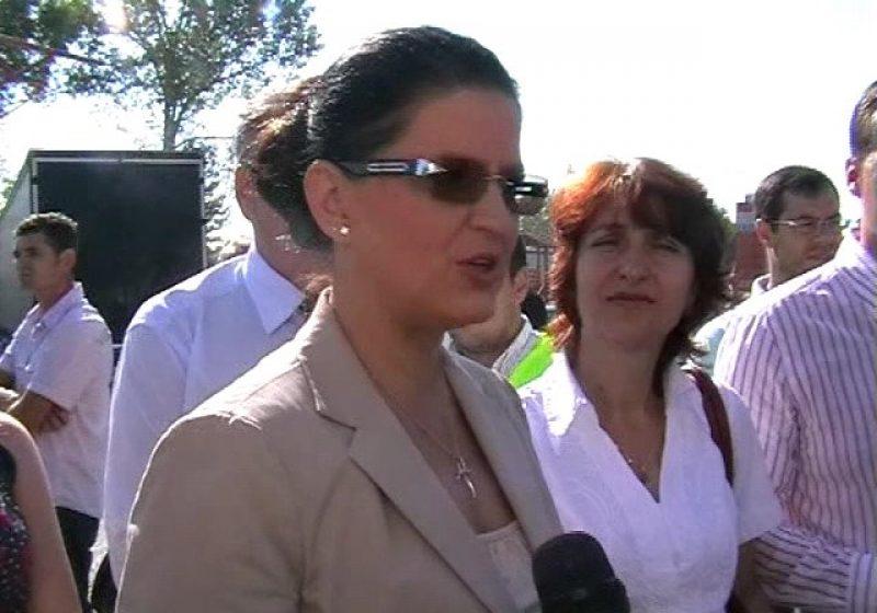 Baia Mare: Ministrul Anca Boagiu, prezentă în Maramureş. Săptămâna viitoare vor veni miniştrii Elena Udrea şi Valeriu Tabără