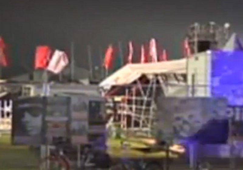 Belgia: Cinci morţi şi zeci de răniţi după o furtună în timpul unui festival de rock