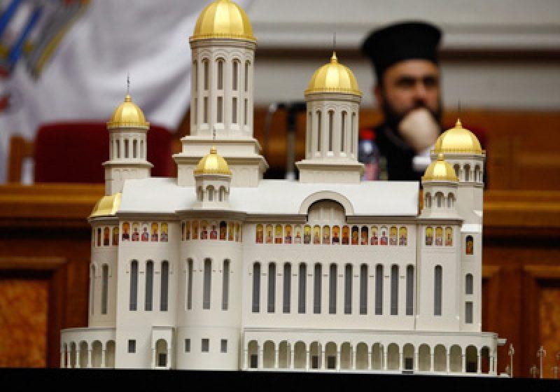 Patriarhia Română: Catedrala Mântuirii Neamului este o necesitate şi un simbol