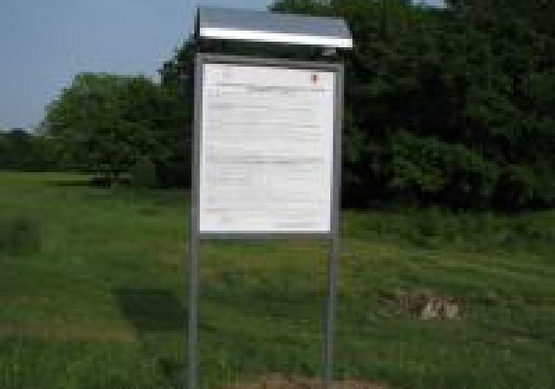 Centrul de Informare Turistică din Sighet a rămas fără panourile informative