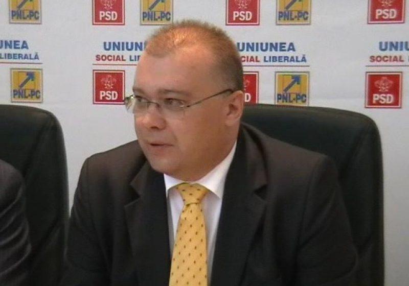 """Baia Mare: Dan Mihalache despre alegerile din 21 august: """"O bătălie între corupţia PDL şi alternativa pozitivă de guvernare a USL"""""""