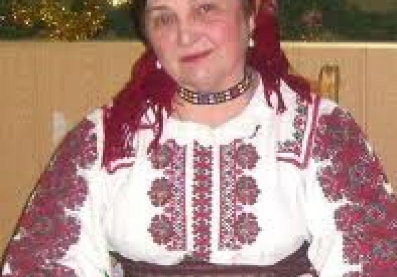 Cântăreaţa de muzică populară Florica Ungur a murit