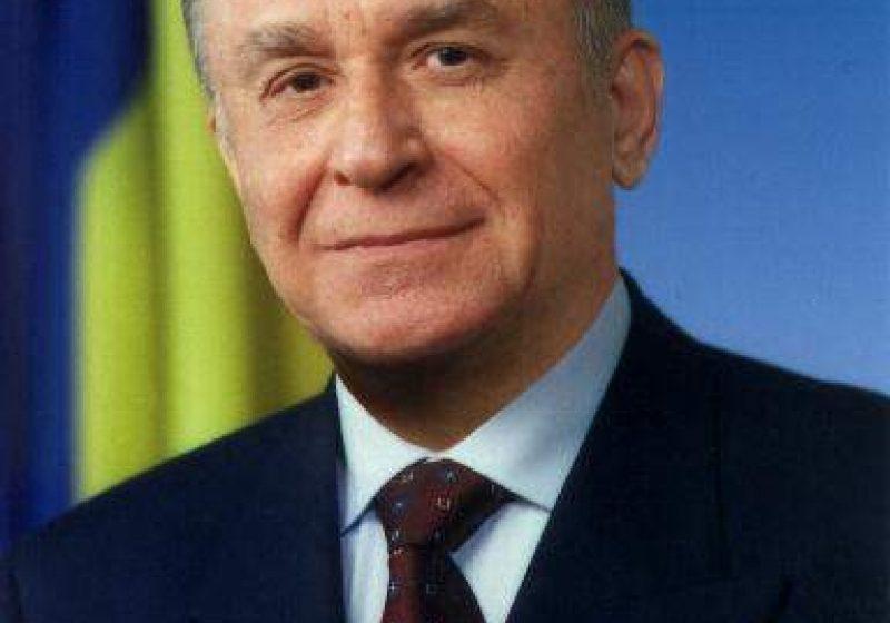 Baia Mare: VEZI aici programul public al preşedintelui Ion Iliescu în Maramureş, în perioada 11-12 august