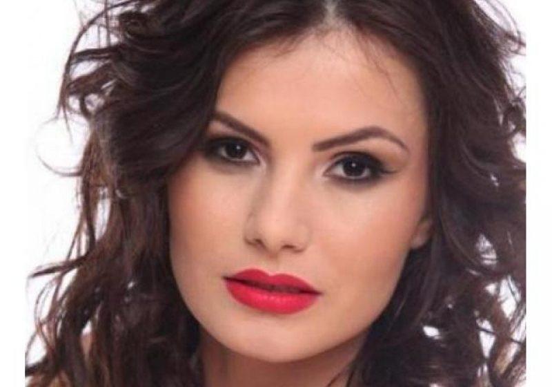 Larisa Popa, cea mai frumoasa femeie din Romania