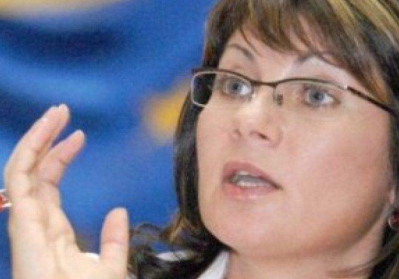Mioara Mantale consul la Strasbourg