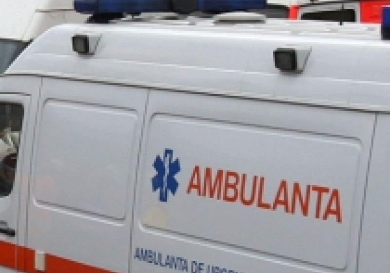O minoră de 6 ani a fost accidentată în timpul traversării neregulamentare a Drumului Naţional 18