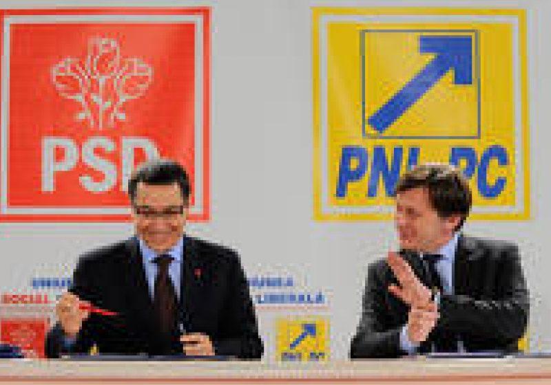 Ponta şi Antonescu spun că USL va câştiga alegerile şi va guverna cu sau fără Băsescu preşedinte