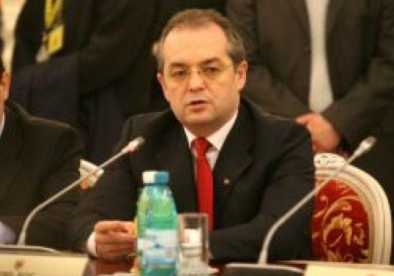 Premierul Boc susţine că salariile bugetarilor nu se vor mai micşora chiar dacă va reveni criza economică