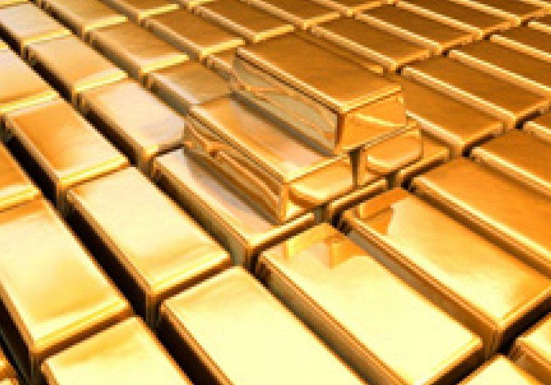 Preţul aurului se îndreaptă spre cea mai mare scădere din ultimele 18 luni