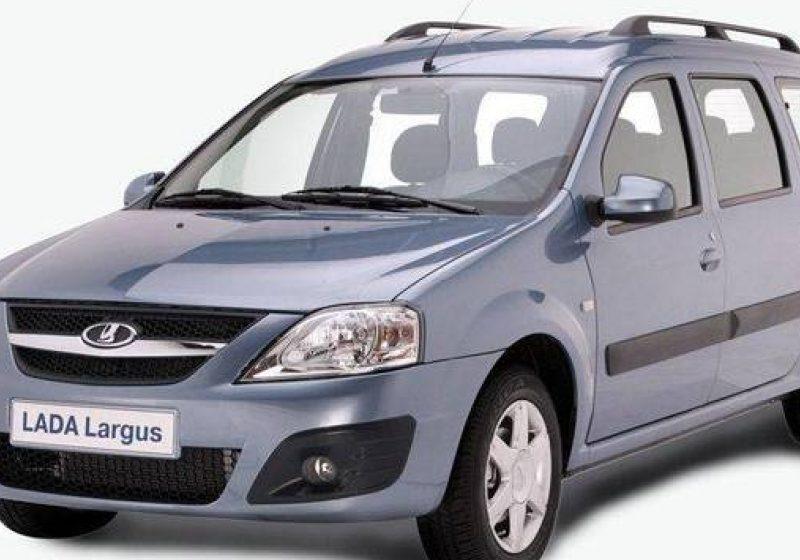 Renault vinde modelul Logan în Rusia sub numele de Lada Largus