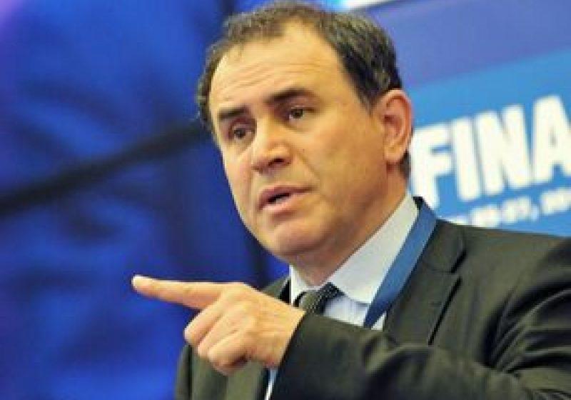Roubini: Sunt şanse 50% de revenire a recesiunii. Karl Marx avea dreptate: Capitalismul se poate autodistruge