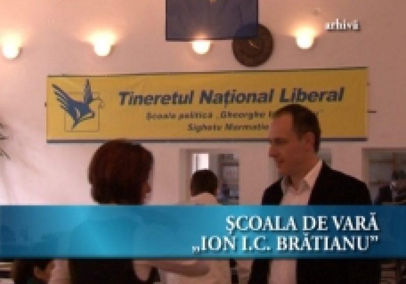 """S-a încheiat Şcoala politică de vară """"Ion I.C. Brătianu"""""""