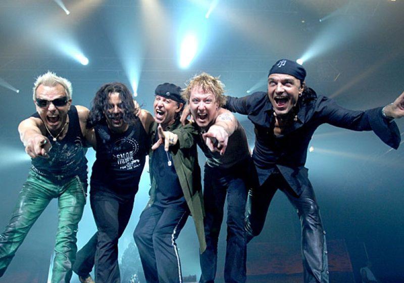 Trupa Scorpions va concerta la deschiderea noului stadion Cluj Arena