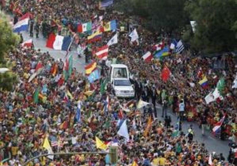 Baia Mare: Zilele Mondiale ale Tineretului Catolic, la final