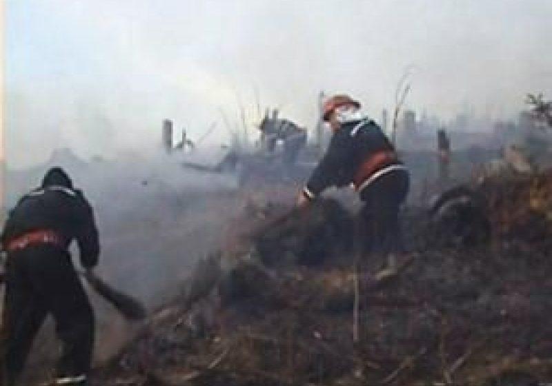 Atentionari privind incendierea vegetatiei uscate!