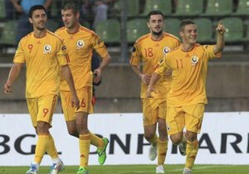 Fotbal – Preliminariile CE 2012: Luxemburg – România 0-2