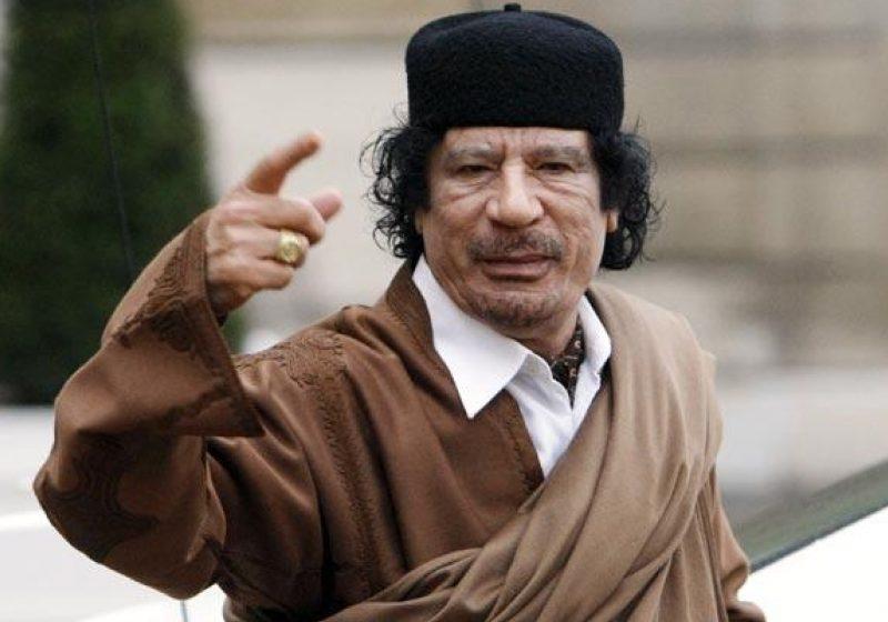 Kadhafi: Pregătiţi-vă pentru un război lung. Obiectivul este de a ucide inamicul acolo unde se află, fie că este libian sau străin