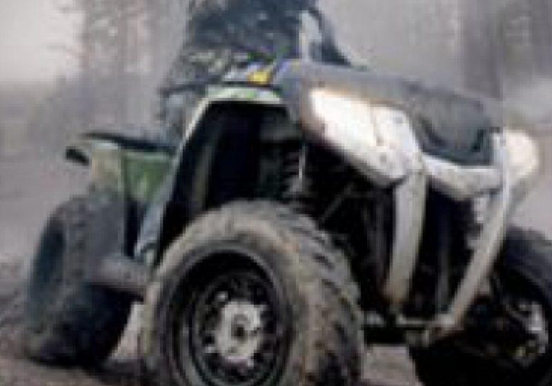 Un bărbat din Ocna Şugatag a fost chemat la sediul poliţiei sa semneze un formular prin care acceptă să cedeze ATV-ul personal forţelor armate în caz de război