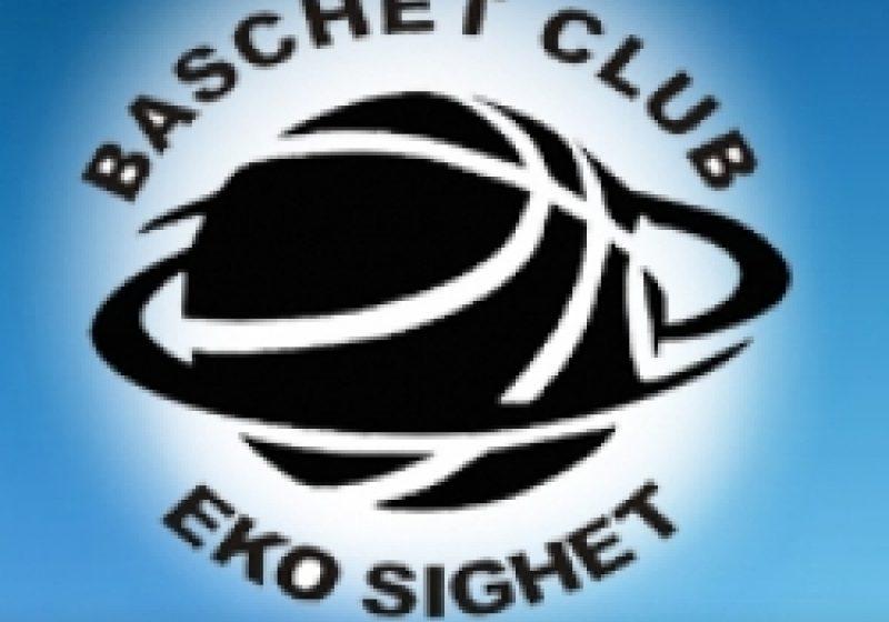 Sighet: BC Eko Sighet la Cupa Olimpic la Baby Baschet