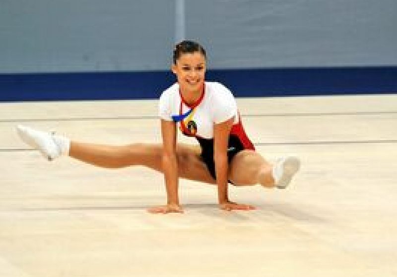 Gimnastică aerobică: CE – Două medalii de aur, două de argint şi una de bronz pentru România, la juniori