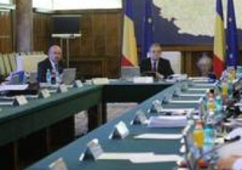 Guvernul se reuneşte pentru a discuta bugetul de stat pentru anul 2012