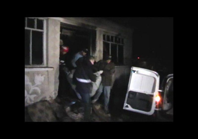 Fărcaşa: O femeie în vârstă de 80 de ani a ars de vie în propria casă