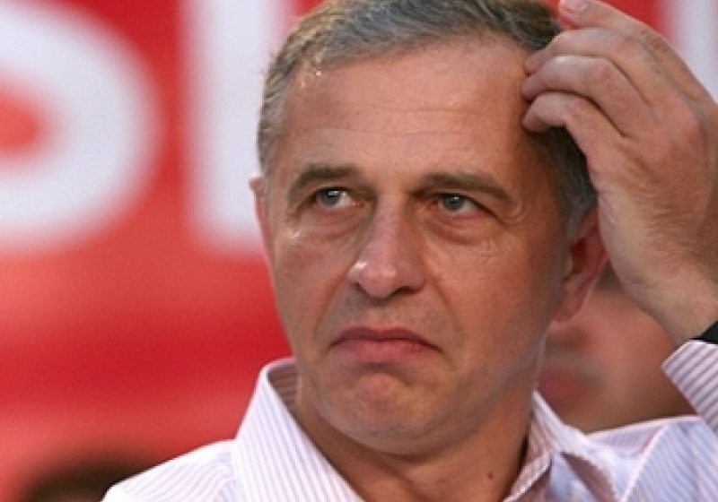 Mircea Geoană a fost exclus din PSD