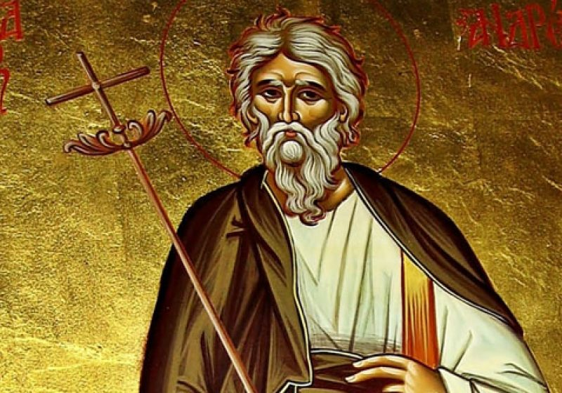 Praznicul Sfântului Andrei, ocrotitorul românilor