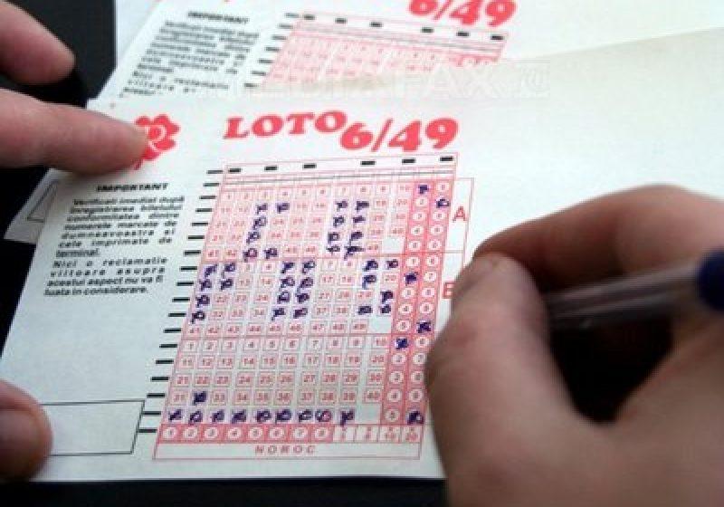 """Premiul de peste 7,2 milioane de euro la Loto 6/49 a fost câştigat duminică, biletul norocos fiind jucat la o agenţie din Bucureşti, în """"13 noiembrie, la ora 13.13"""", a anunţat Loteria"""