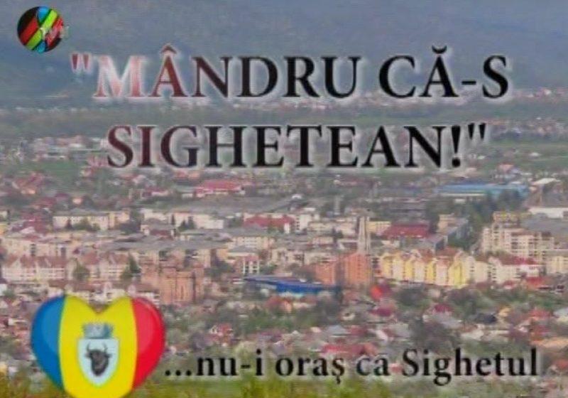 """SIGHET: TV Sighet şi Sighet FM dau startul celei de-a doua ediţii a campaniei """"Mândru ca sunt sighetean"""""""