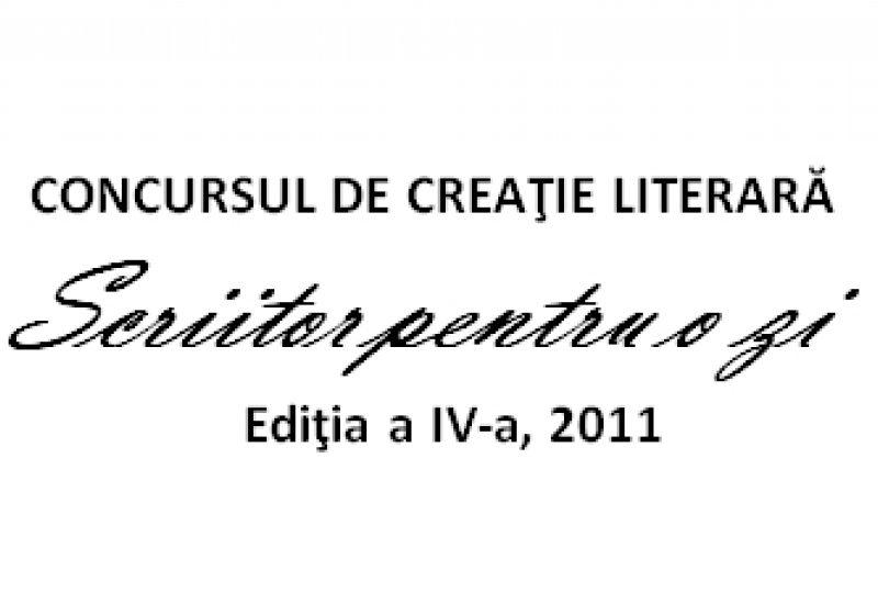 """La Liceul """"Regele Ferdinand"""" se desfășoară cea de-a IV-a ediție a concursului de creație literară """"Scriitor pentru o zi"""""""