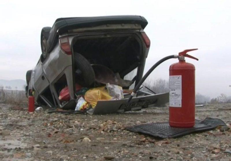 Baia Mare: Accident grav pe Dealul Groşului