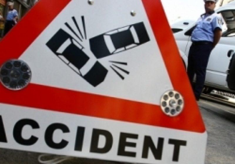 Maramureş: Pe un drum acoperit cu mâzgă, la Strâmtura a avut loc un eveniment rutier cu victime